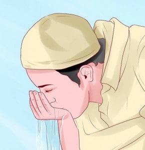 Омовение рта. Как делать омовение