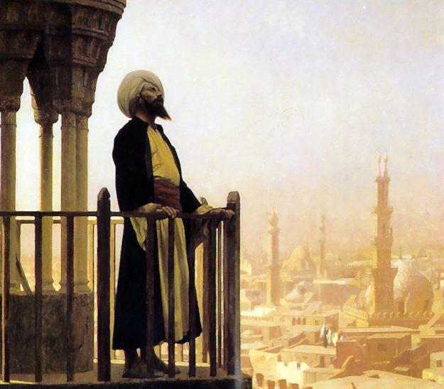 Азан - призыв к молитве в исламе