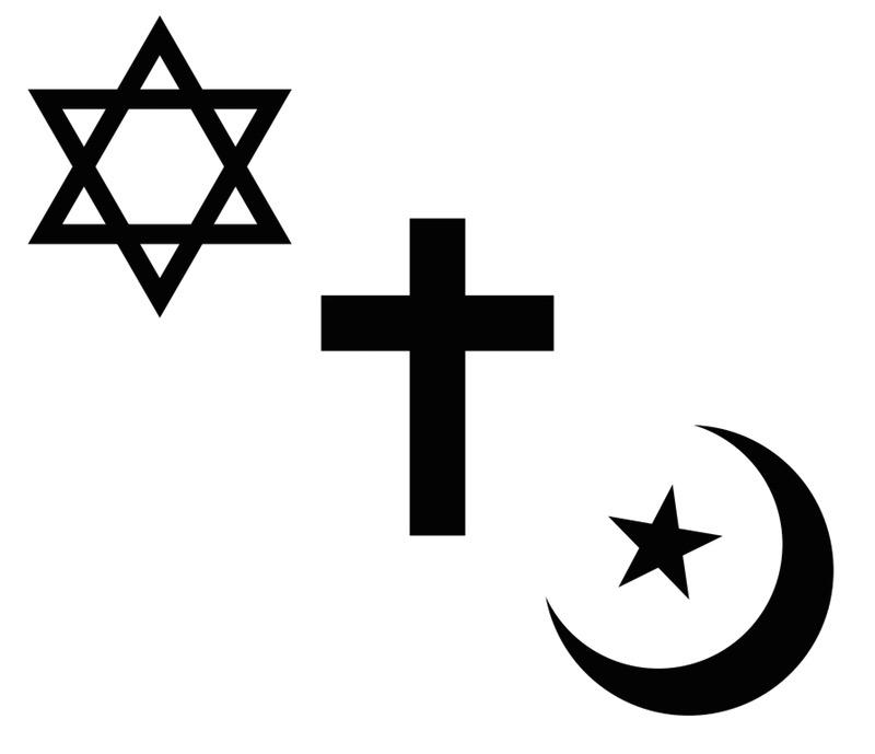 Происхождение религиозных символов