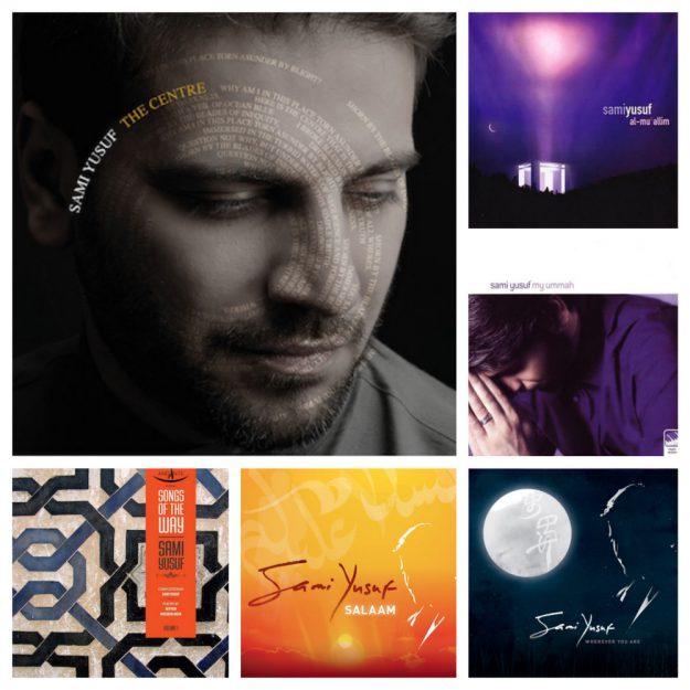 Сами Юсуф (Sami Yusuf). Все альбомы