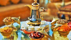 Ифтар. Разговение в период поста Рамадан